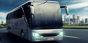 Luxury Charter Coach